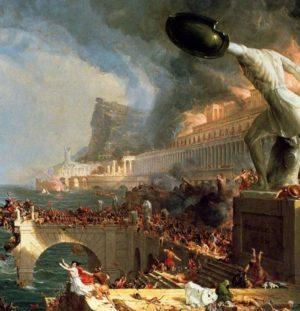 La chute de Rome aura bien lieu.