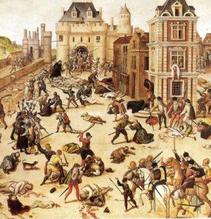 Guerres de religion ou conflit politique?