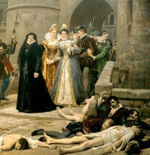 La nuit maudite ou comment expliquer la Saint-Barthelémy