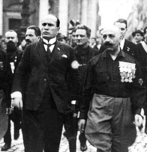 Mussolini & le fascisme italien