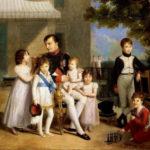 Napoléon et les siens