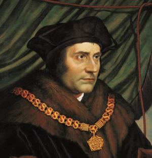 Thomas More au delà d'Utopia