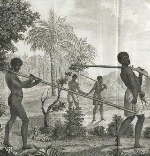 Maîtres et esclaves aux XVIIe-XVIIIe siècles