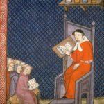 Savoir parler en public… au Moyen-Âge