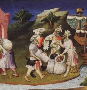 La Méditerranée médiévale: commerce, conflits et échanges