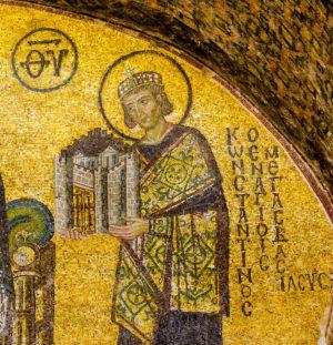 Constantin de la Tétrarchie à la Grandeur