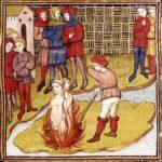 Jacques de Molay, le dernier Templier.