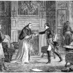 Pie VII face à Napoléon