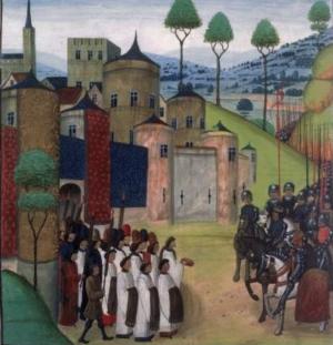 Otages, rançons et autre souverain captif au Moyen-Âge