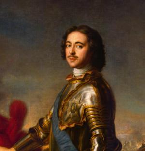 Pierre le Grand: une révolution russe