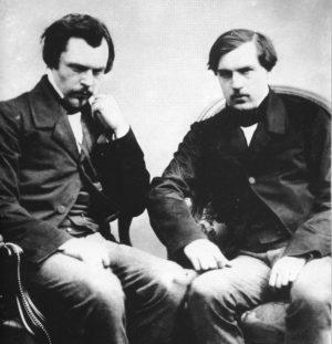 Les détestables frères Goncourt