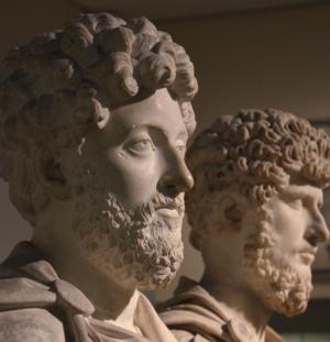 Marc Aurèle (Partie I): un empire à deux têtes.