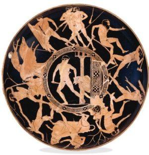Eugeneia ou la belle naissance du premier athénien.