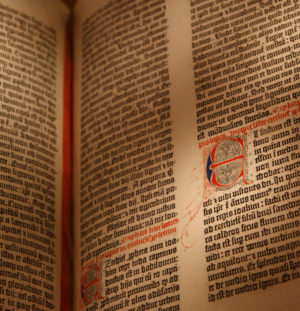 La gloire de l'écrit: une histoire du livre