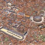 Rome : ses espaces de pouvoir