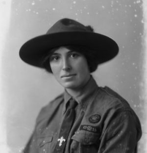 Olave Baden-Powell : femme de l'ombre & féministe