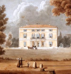 La Villa Bonaparte: Art, Histoire & Diplomatie.
