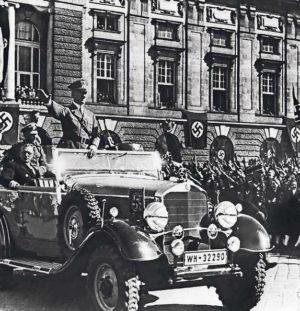 L'Anschluss | La mort en silence
