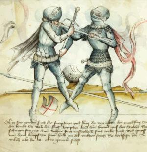 La force de l'épée