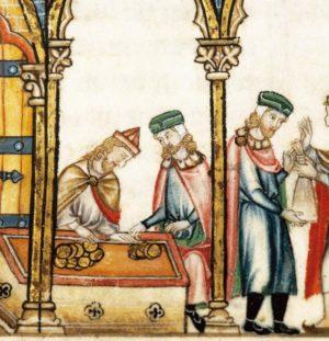 Faire ses comptes au Moyen-âge