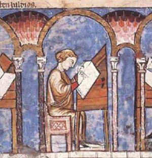L'intellectuel au Moyen Âge