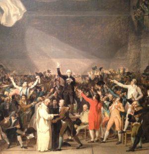 Quand la France entre en révolution…