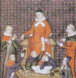 Rendre la justice aux temps carolingiens