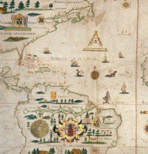 Le monde atlantique : l'imaginaire et la réalité