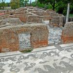 Ostie, vitrine de la Rome antique