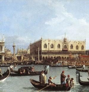 Venise : la fascination, le mythe et l'imaginaire